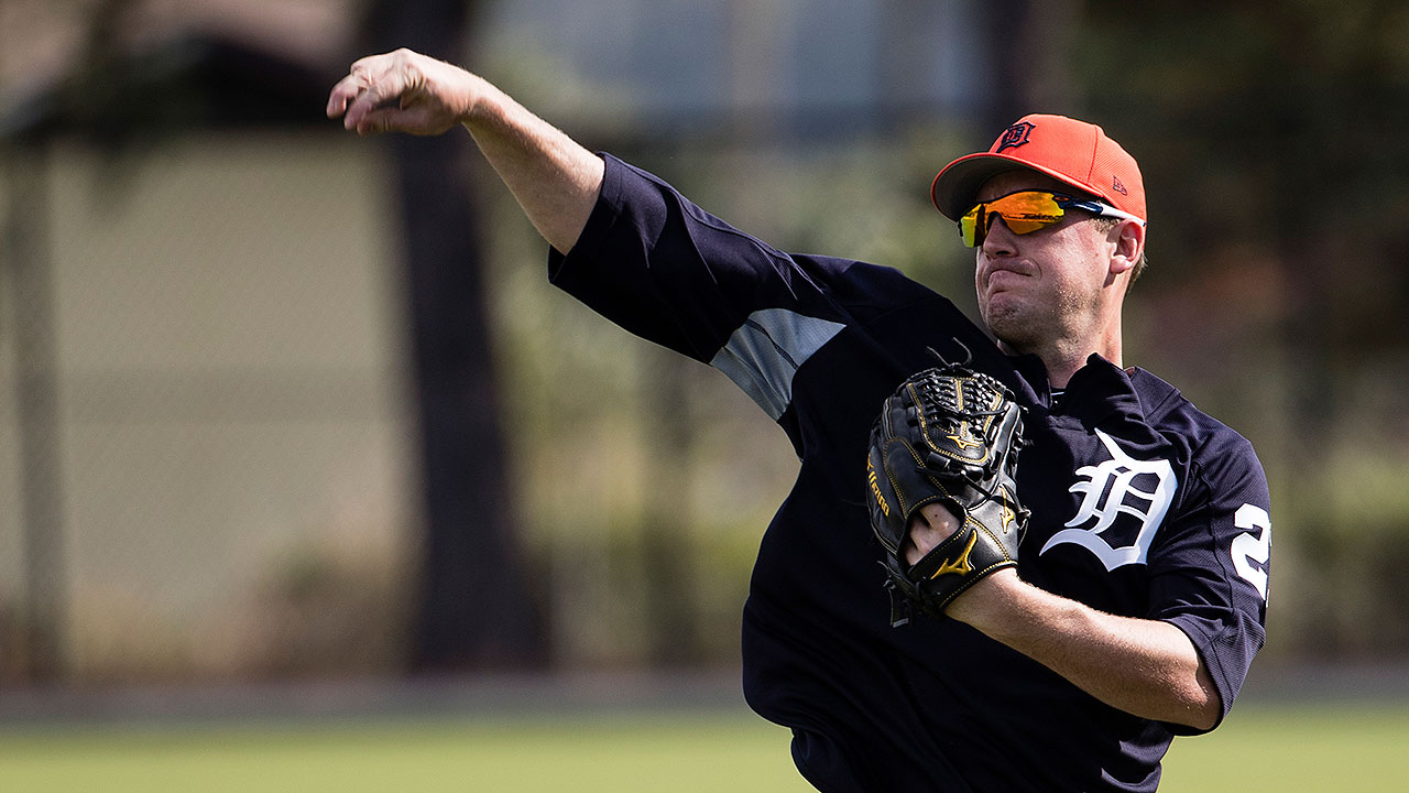 Zimmermann encouraged after first outing